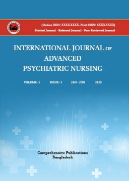 International Journal of Advanced Psychiatric Nursing
